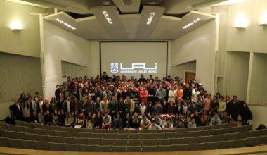 Decano Carlos Jerez visita Campus Viña del Mar y da bienvenida a nuevos alumnos