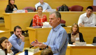 MBA Full Time International Programme dio la bienvenida a una nueva generación de alumnos