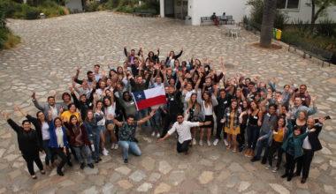 UAI recibe a más de 100 alumnos de intercambio