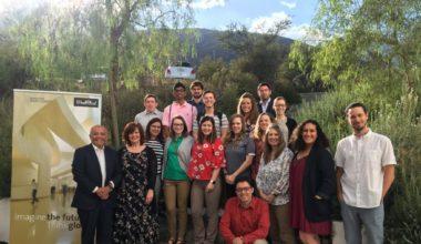 UAI dicta programa de innovación y salud a estudiantes norteamericanos
