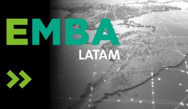 Escuela de Negocios presenta EMBA LATAM