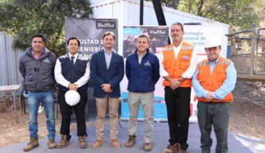 Ingeniería y Gobierno Regional de O'Higgins inauguran en Chancón túnel minero