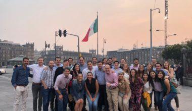 Alumnos de Multinational MBA cursan en Ciudad de México el módulo «Numbers»