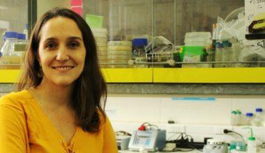 Josefina Poupin de Bioingeniería UAI, y el aporte de la investigación a la sociedad