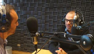 """Carlos Franco entrevista al director del Centro de Inteligencia Territorial en """"La Ciencia del Podcast"""""""