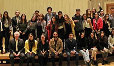 Día del Periodismo se celebró en Campus Viña del Mar