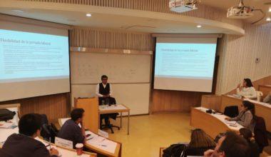 Magíster en Dirección de Personas y Organizaciones dictó charla sobre proyecto de ley de modernización laboral