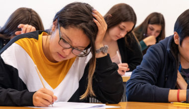 UAI realizó Primer Ensayo PSU 2019