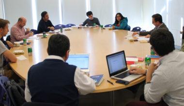 Facultad de Derecho participa en Coloquios de Jurisprudencia
