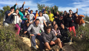 Trekking UAI cierra el semestre con ascenso al Cerro Mauco