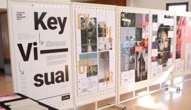 Alumnos del Minor de Diseño exponen sus proyectos finales