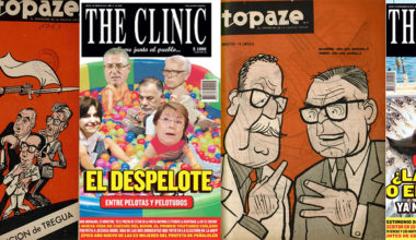 Estudio comparativo de representaciones sociales femeninas en Topaze y The Clinic