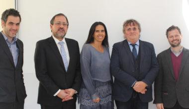 UAI se une al Programa de Grupo de Socios de la organización de investigación, Max-Planck- Gesellschaft