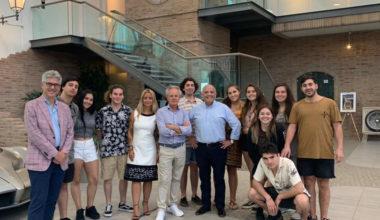 Alumnos UAI se reunieron con el diseñador automotriz Horacio Pagani