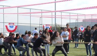 Fonda UAI: Comunidad universitaria celebró las Fiestas Patrias
