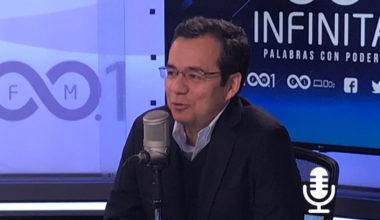 Luis Felipe Céspedes y cómo hacer crecer la economía chilena