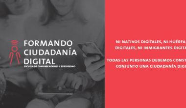 Manual de apoyo para formar Ciudadanía Digital