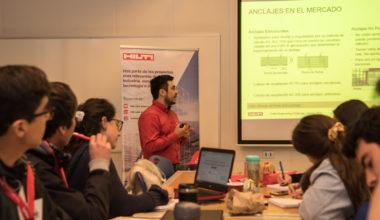 """Hilti y UAI realizaron el primer """"Engineering Challenge"""" para alumnos de Ingeniería Civil"""