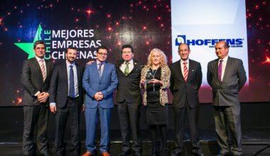 Deloitte, Banco Santander y Escuela de Negocios UAI premian a las Mejores Empresas Chilenas