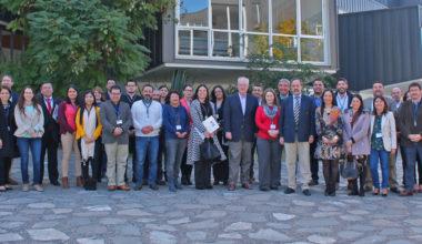 UAI sede de la primera reunión de la Comisión Estadística Regional del INE