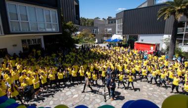 Día UAI: Comunidad celebra los 30 años de la universidad