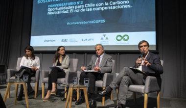 Cop 25: Oportunidades para Chile con la carbono neutralidad
