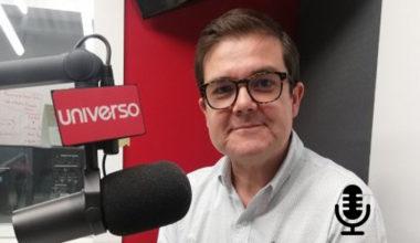 Ernesto Escobar  y los medios de comunicación en la crisis