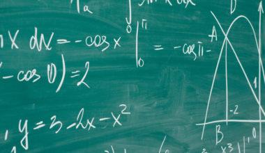 ¿Se puede explicar una crisis a través de las matemáticas?