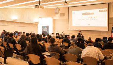 Más de 200 estudiantes participan en la versión 2019 de UAI+D Prototypes