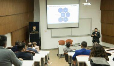 Facultad de Ingeniería y Ciencias sella alianza internacional en materia de ciberseguridad