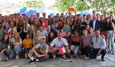 Estudiantes extranjeros vivieron experiencia internacional en la UAI