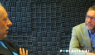 Felipe Irarrazabal, director CeCo UAI conversa con Enrique Vergara