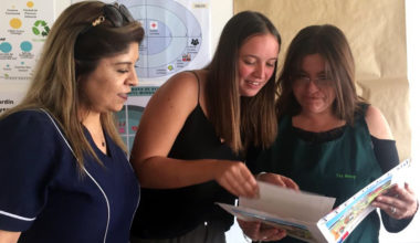 Co-construyendo comunidades con Peñalolén