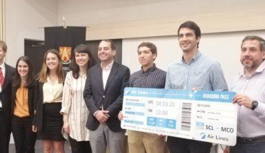 UAI y CORFO realizaron el primer torneo de startups de inteligencia artificial y salud