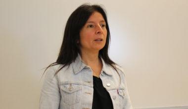 Macarena Roca participó como jurado en concurso literario escolar