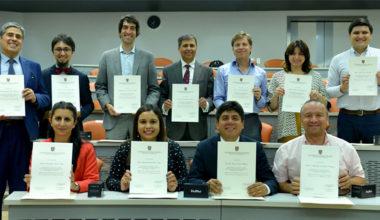 UAI gradúa a la 1° Generación del Diplomado en Especialización Avanzada en Tributación