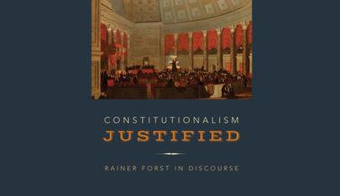 Constitucionalismo justificado