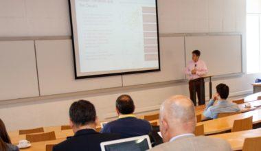 En el Campus Viña, Ingeniería y Ciencias realizó seminario académico sobre  aplicaciones de la Ciencia de Datos