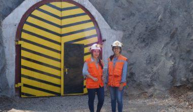 A más de dos años de su inauguración: Escuela Mina Planta se consolida como referente para la educación en minería