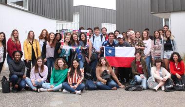 Internacionalización estudiantil