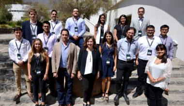 Bienvenida MBA FULL TIME IP: Formando líderes que transforman organizaciones