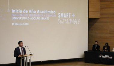 Decano FIC dio inicio al año académico 2020 junto a profesores y estudiantes