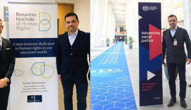 Académico Sergio Gamonal realiza gira internacional para presentar su último libro