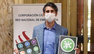"""SOSAFE crea botón """"Coronavirus"""" para descongestionar servicios de salud durante la pandemia"""