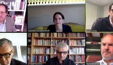 Chile y el mundo tras la pandemia: Reflexiones del seminario online de la Escuela de Negocios