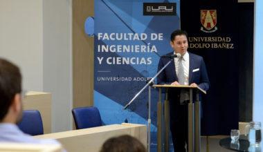 """Carlos Jerez: """"Queremos atraer talento e impulsar una cultura organizacional interesada en resolver problemáticas al servicio de la sociedad"""""""