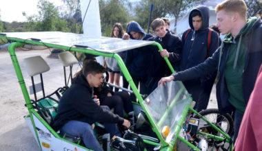 Estudiantes UAI se preparan para concursar en la Bridgeston World Solar Challenge 2021