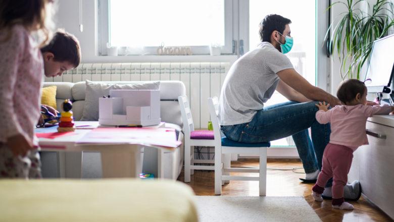Crianza y Bienestar: ¿cómo prevenir el burnout parental en cuarentena?