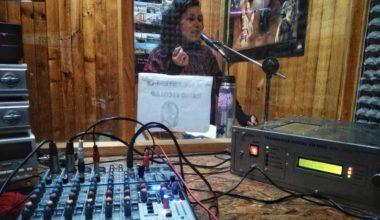 """Teresa Venegas, la profesora """"radial"""" de la Araucanía"""