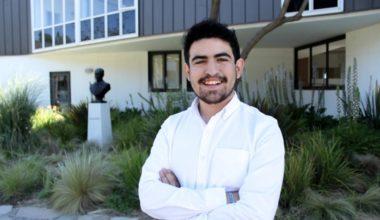 Ingeniero UAI reconocido como joven líder de la región de Valparaíso